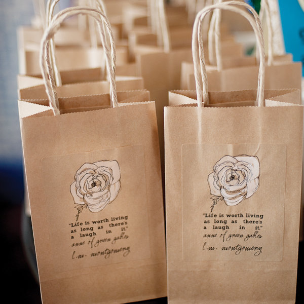 Wedding Gift Pouches: French-Inspired Bridal Shower BridalGuide