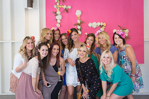 Desiree Hartsock S Bohemian Themed Bridal Shower
