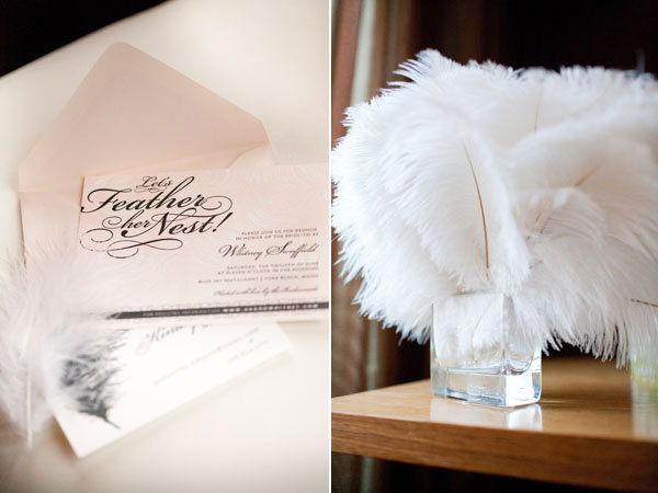 Feather Her Nest-Themed Bridal Shower BridalGuide