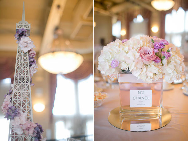 Paris Themed Bridal Shower Bridalguide