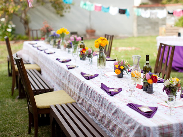 Planning a Special Wedding Shower