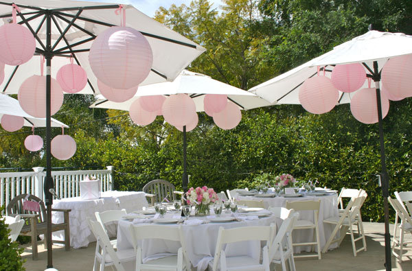 Pink themed bridal shower bridalguide - Bridal shower themes ...