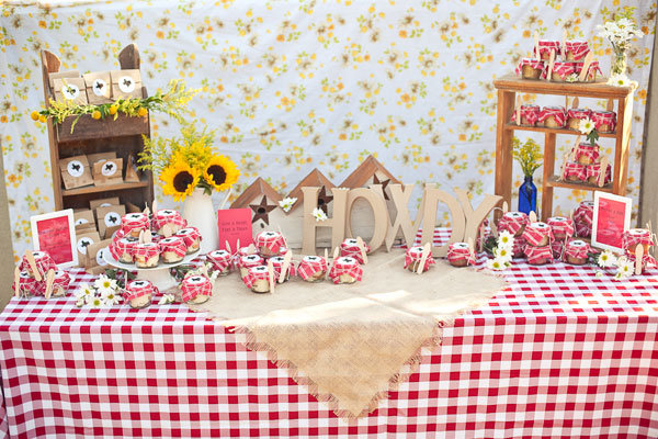 Outdoor Country Wedding Shower Ideas: Southern-Themed Bridal Shower BridalGuide