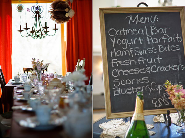 Tea Party Themed Bridal Showers BridalGuide
