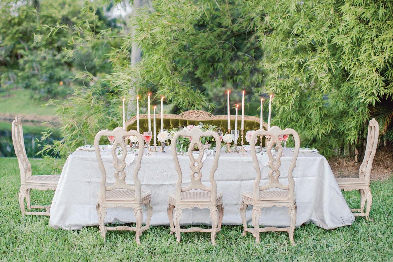 A Vintage-Inspired Outdoor Wedding in Florida   BridalGuide