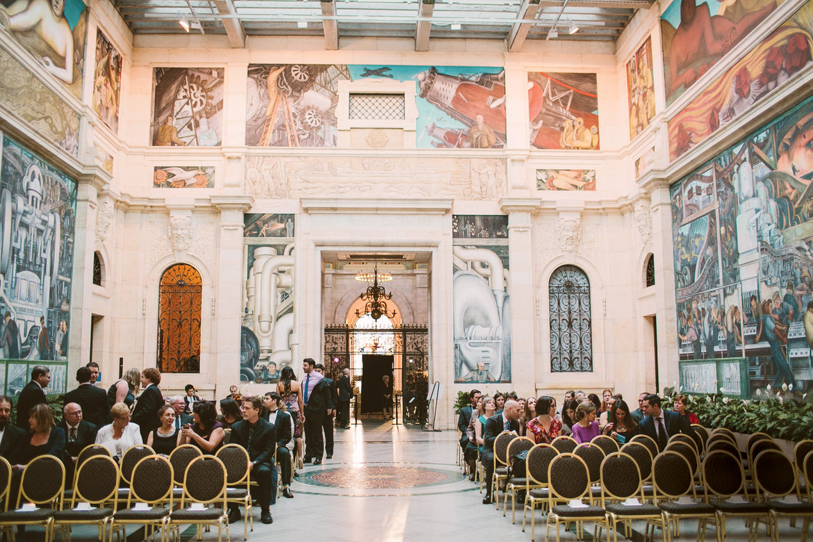 How To Pull Off A Wedding In A Non Traditional Space Bridalguide