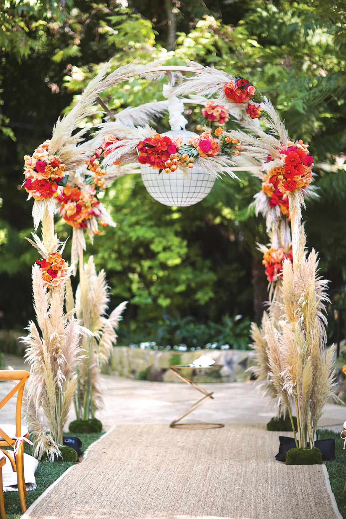 Wedding Inspiration Pop Art Bridalguide