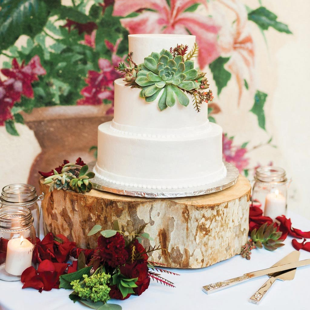 enchanted garden wedding inspiration