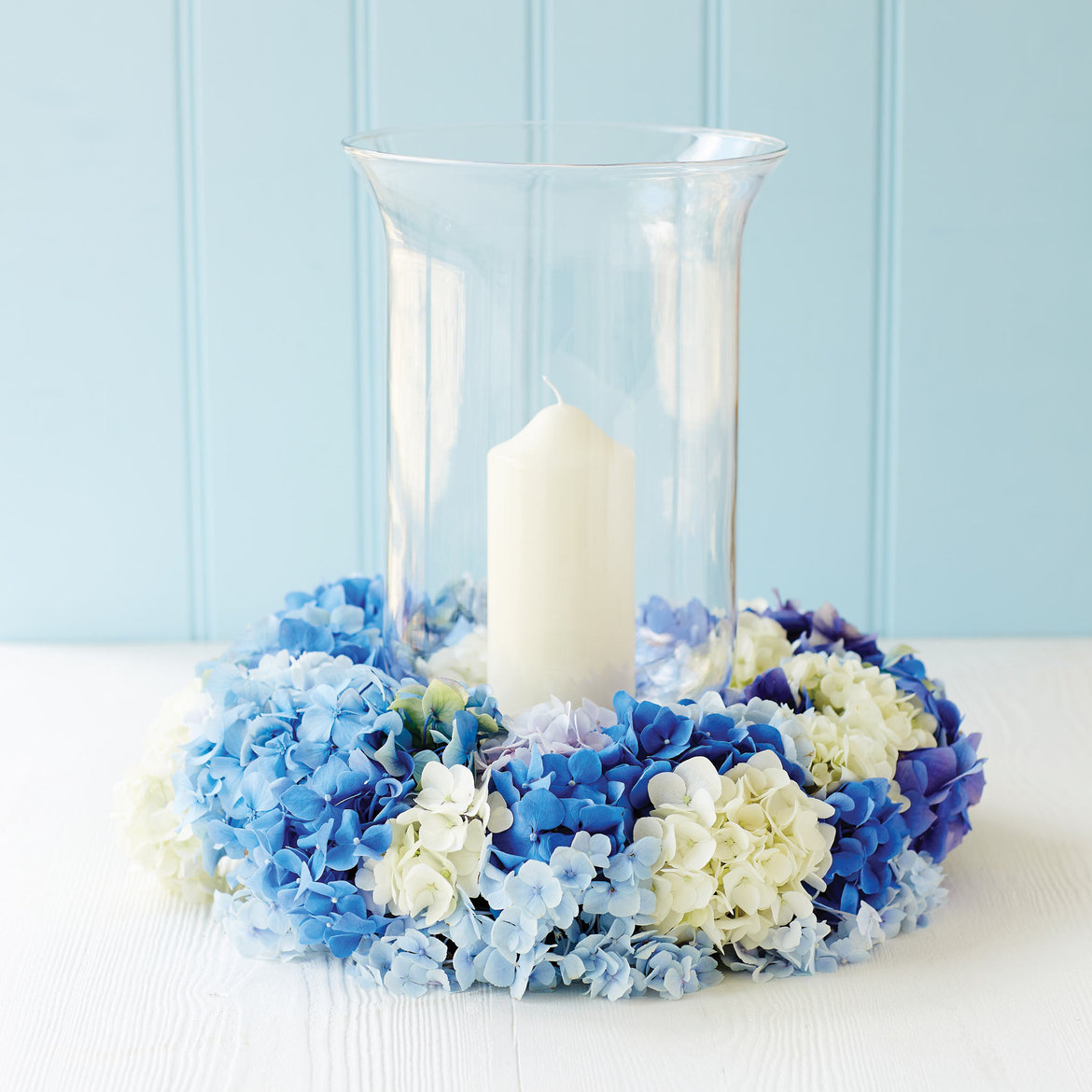nautical wedding centerpiece