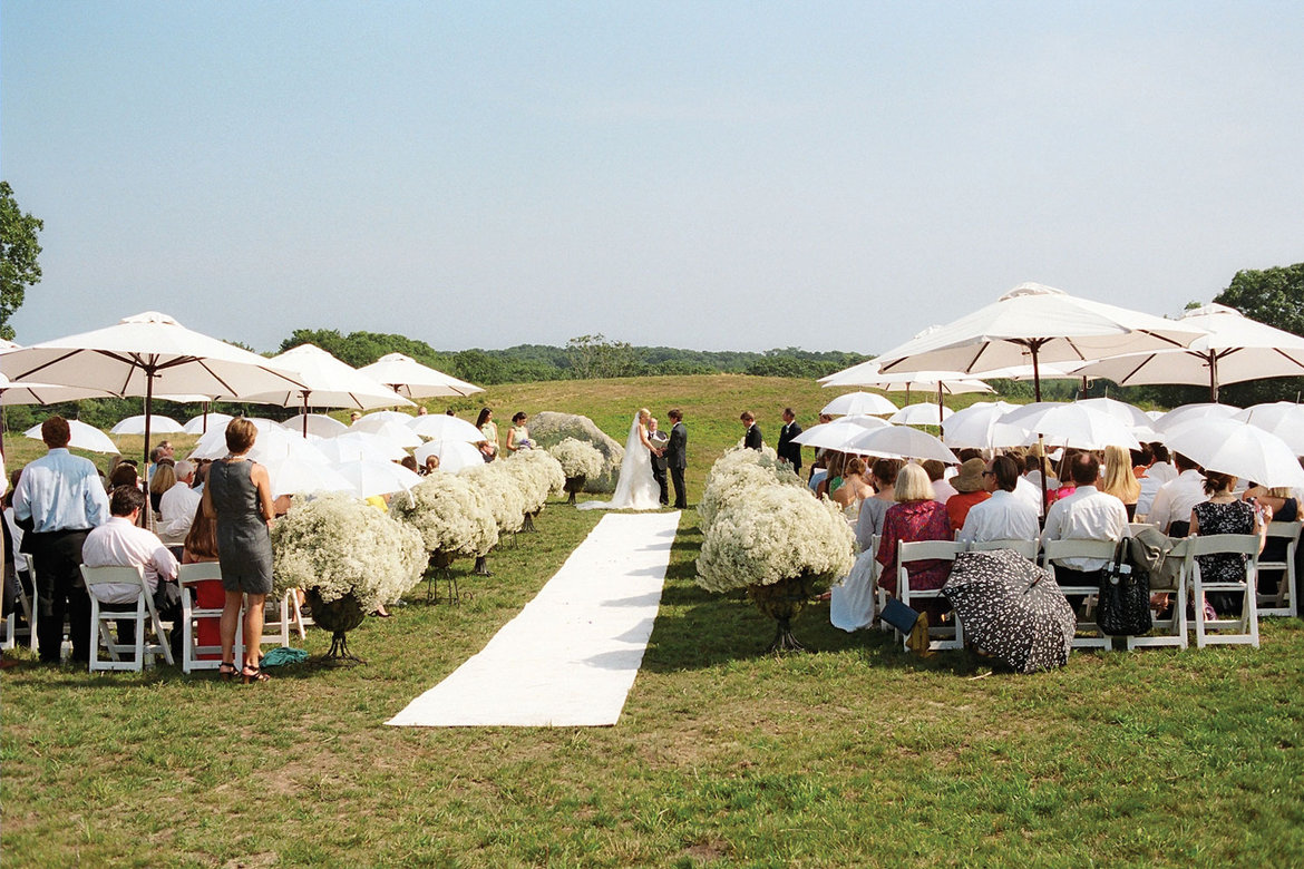 Outdoor Wedding Ceremony: Find The Perfect Setting For Your Wedding
