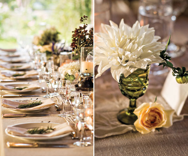 fall wedding decor ideas bridalguide