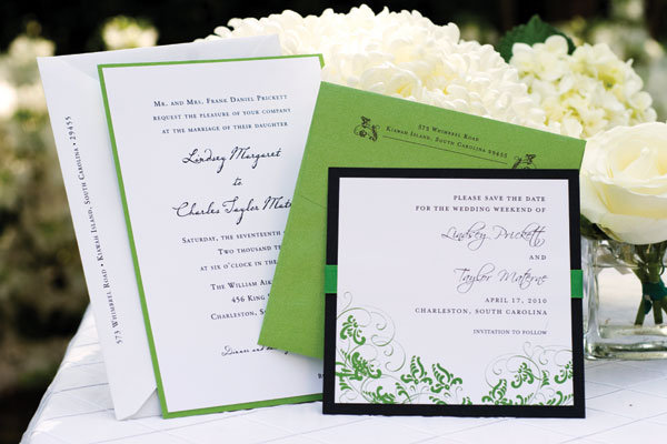 Wedding Invitation Wording Examples Bridalguide