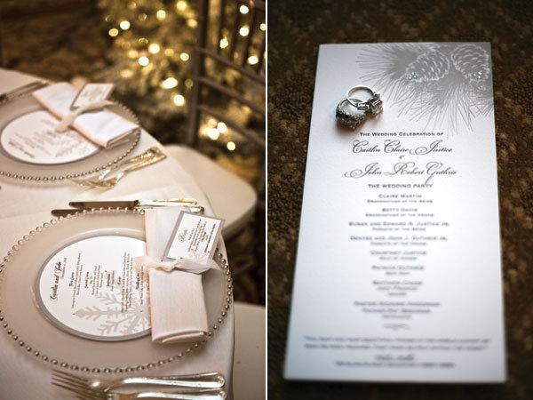 Winter Wedding Decor Ideas Bridalguide