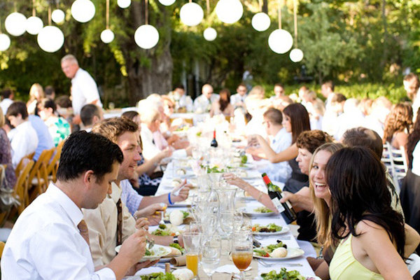wedding reception site money saving tips