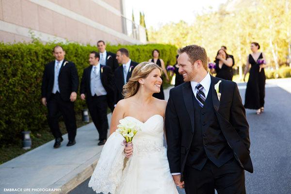 Planning a wedding last minute