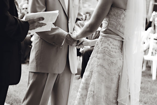 Our Guide To Writing Your Own Vows BridalGuide