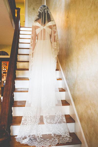 Grandma wedding veil
