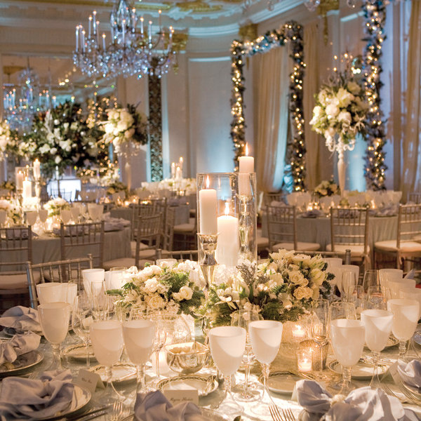 Wedding Reception Decoration Ideas - Wedding Reception Table Ideas