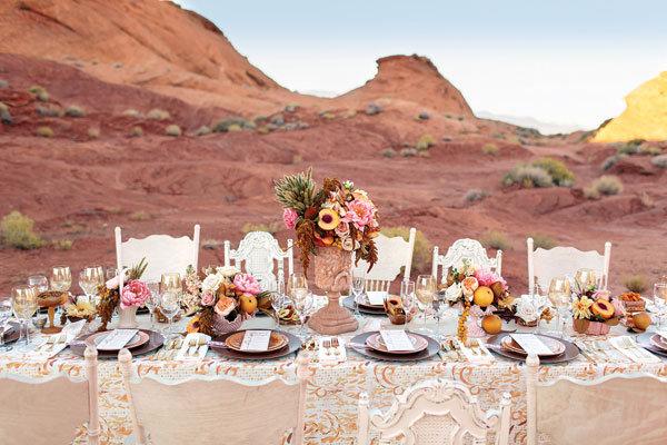 Desert Wedding Inspiration
