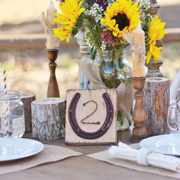 3 Ways To Add DIY Charm To Your Rustic Wedding Page 2
