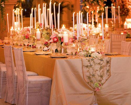 Algumas ideias para decoração de casamento cores !! 6