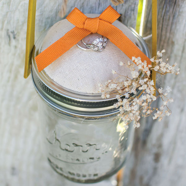 DIY We Love: Mason Jar Crafts | BridalGuide