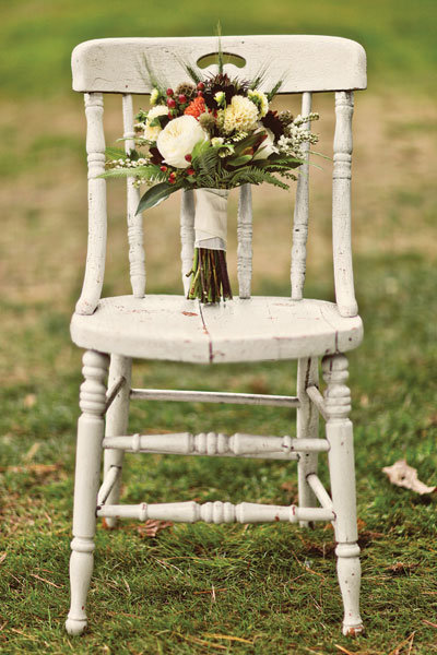 antique wedding style