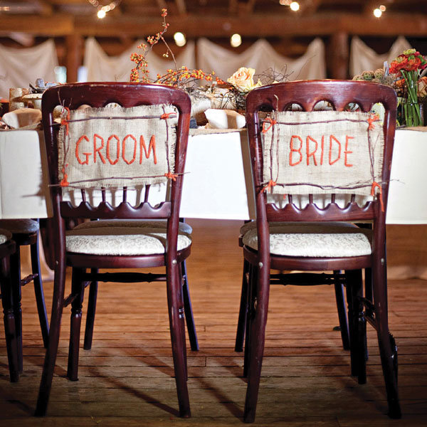 Barn Wedding Table Decorations: The Hottest New Look In Weddings BridalGuide