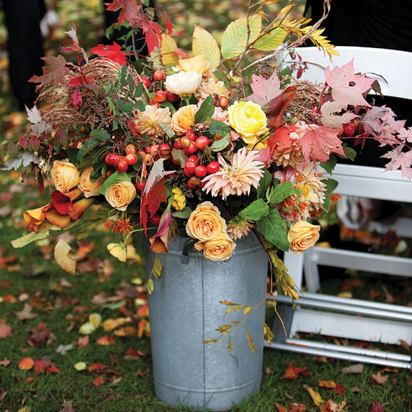 Country Wedding Ideas Flowers: The Hottest New Look In Weddings BridalGuide