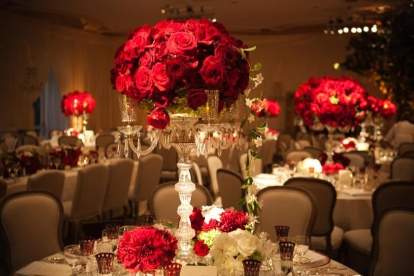 75 Gorgeous Tall Centerpieces