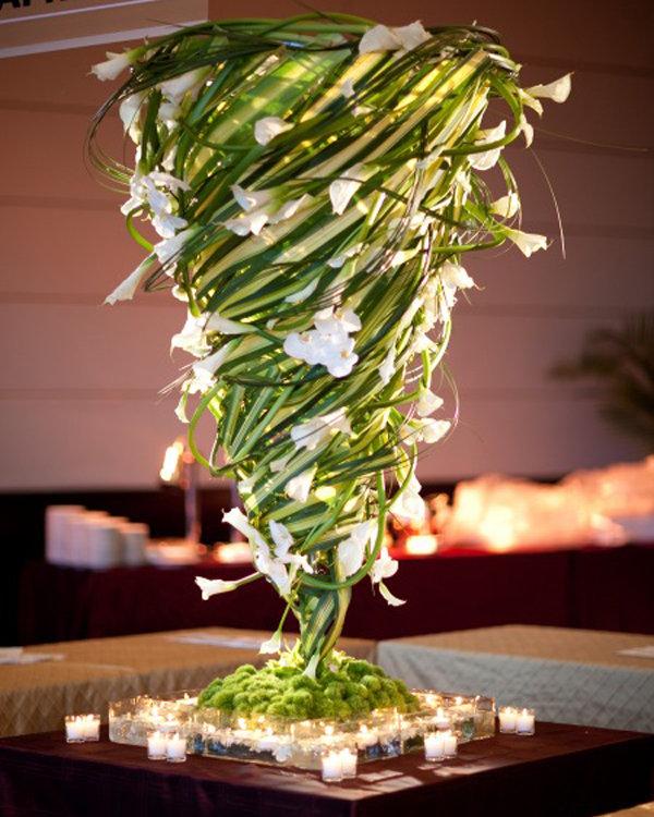 Hippie lace wedding dresses diy candle