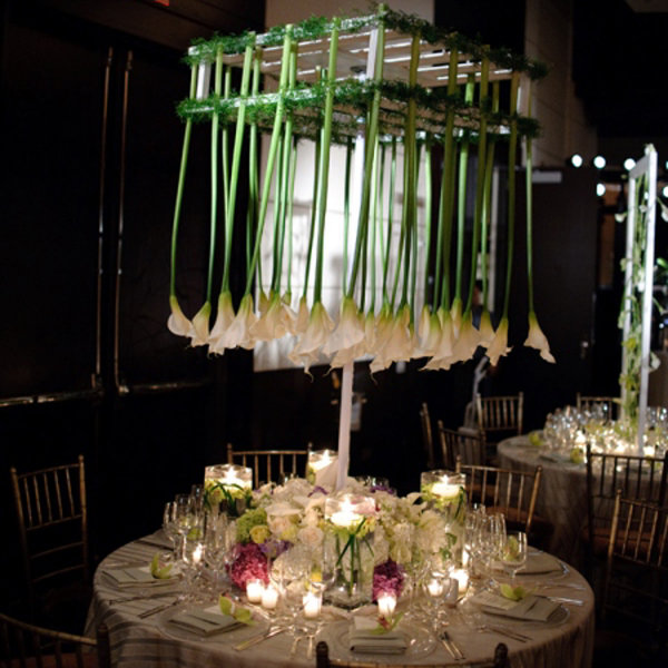 Unique Wedding Centerpieces - Tall Centerpieces | Wedding Planning ...