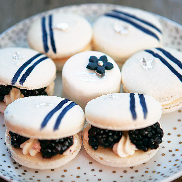 chic wedding cupcakes
