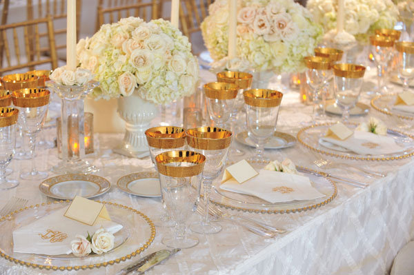 White Wedding Décor Ideas BridalGuide