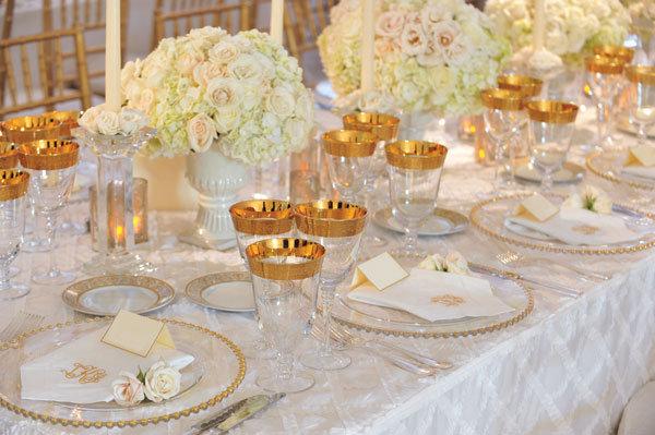Ivanka Trump Wedding Reception.Preston Bailey Ivanka Trump Wedding Love This White On White