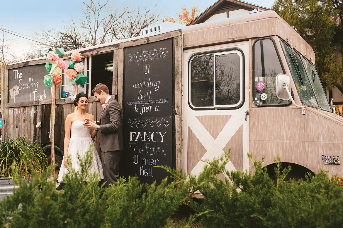 Trends In Wedding Day Buffets That You Need On Your Big Day: The Biggest Wedding Trends For 2015 Page 2
