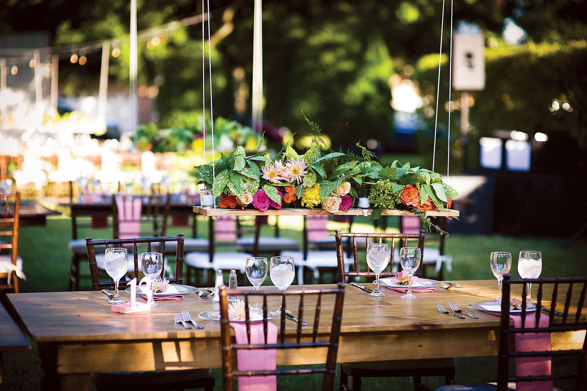 Wedding Decor Trends 2015