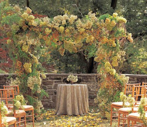 Rustic Wedding Altar Ideas: What's Your Wedding Style? BridalGuide