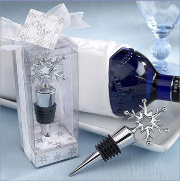 Winter Themed Wedding Favors Bridalguide