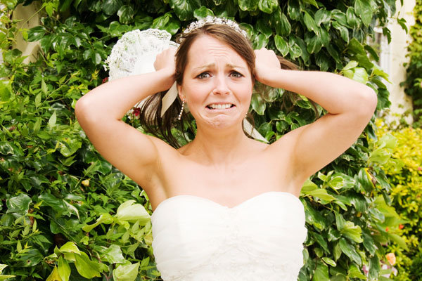 Bride Stress 105