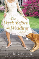 the week before the wedding book