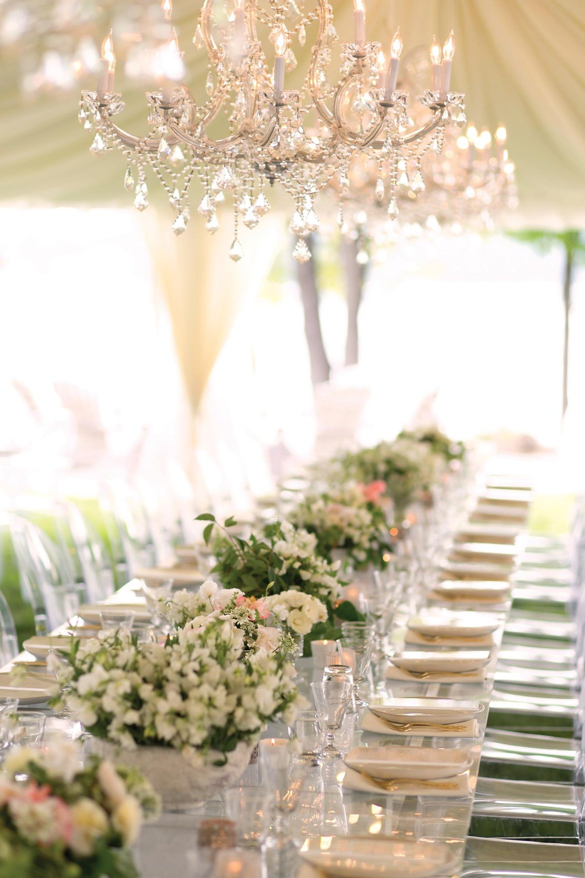 coolest wedding reception trends