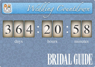 Simply Click On Our Save The Date Widget Or Wedding Countdown Timer Below Follow Instructions And Add These Fun Widgets To Your Personal