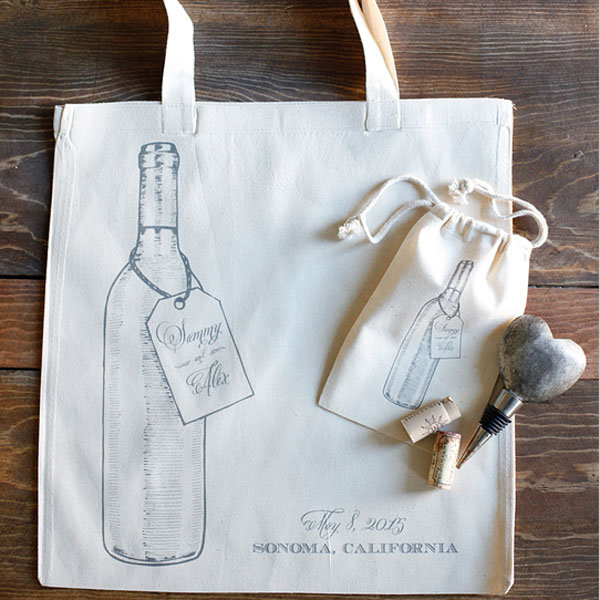 welcome bag ideas for every wedding theme bridalguide