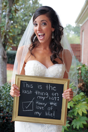 Your Last-Minute Wedding-Day Checklist | Wedding Planning, Ideas