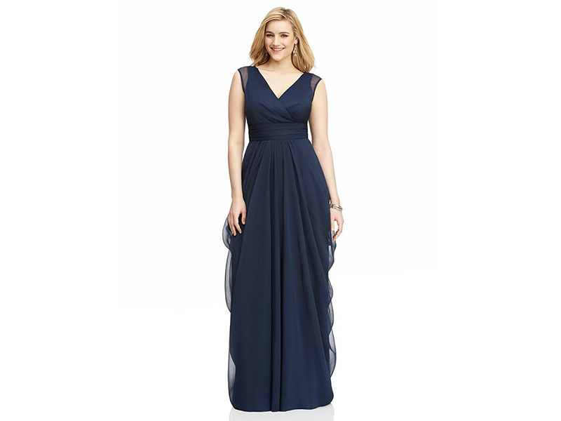 10 Flirty Plus-Size Bridesmaid Dresses BridalGuide