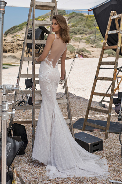 pnina tornai wedding gown