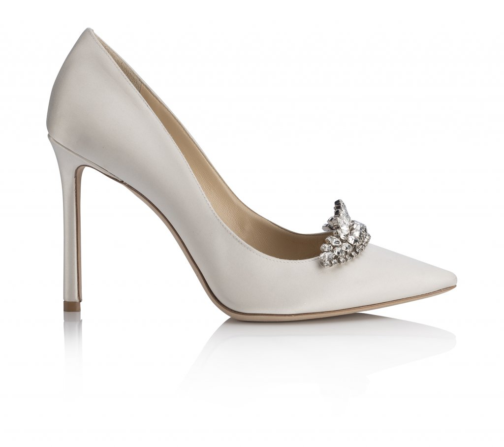 Jimmy Choo Royal Wedding Worthy Shoes