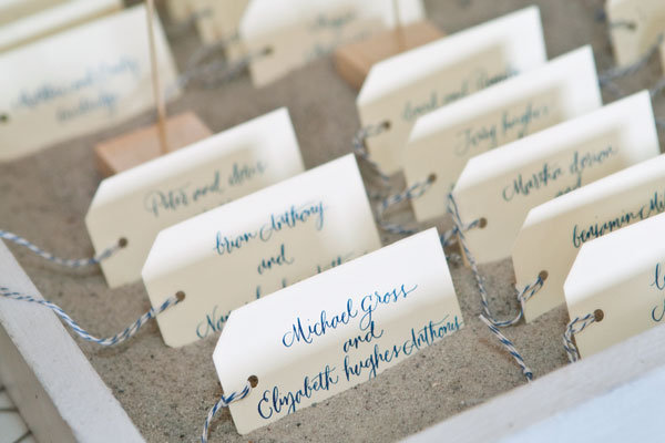 wedding wedding planning , beach fete escort cards