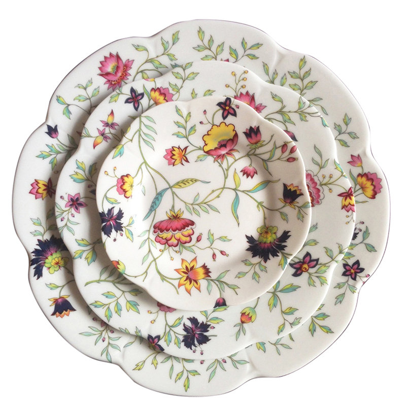 For more information on the three collections shown here or to see the full range of Royal Limoges patterns visit biacordonbleu.bridgecatalog.com  sc 1 st  Bridal Guide & Elegant Tableware from Royal Limoges BridalGuide